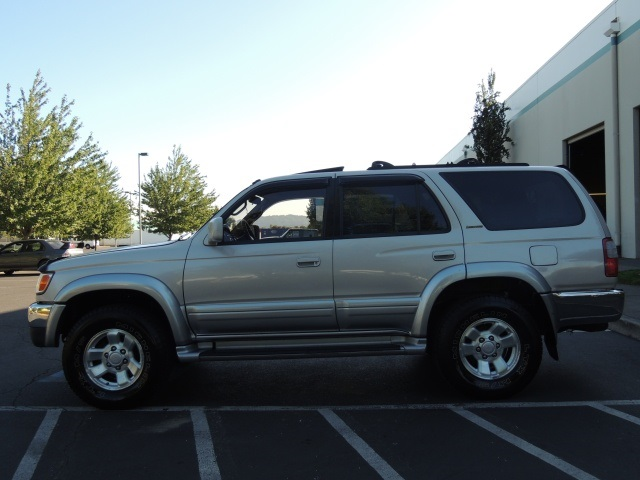 1997 toyota 4runner limited 4wd diff lock leather. Black Bedroom Furniture Sets. Home Design Ideas