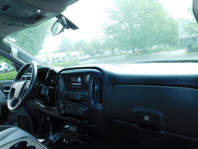 2015 Chevrolet Silverado 2500 Regular cab / 4X4 / 1-OWNER / NEW WHEELS TIRES - Photo 19 - Portland, OR 97217