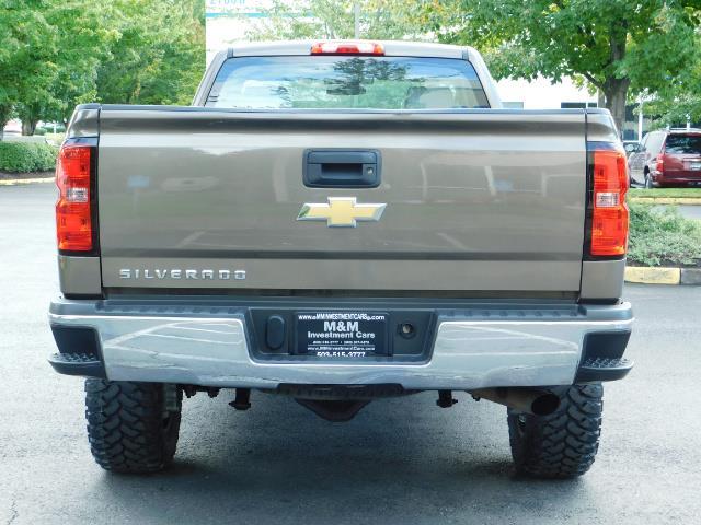 2015 Chevrolet Silverado 2500 Regular cab / 4X4 / 1-OWNER / NEW WHEELS TIRES - Photo 6 - Portland, OR 97217