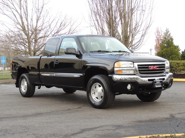 2004 GMC Sierra 1500 SLE 4dr Extended Cab SLE / 4WD / Excel Cond - Photo 2 - Portland, OR 97217