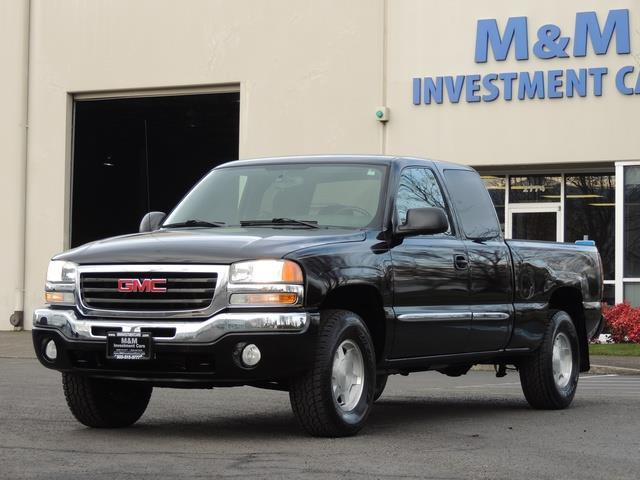 2004 GMC Sierra 1500 SLE 4dr Extended Cab SLE / 4WD / Excel Cond - Photo 42 - Portland, OR 97217