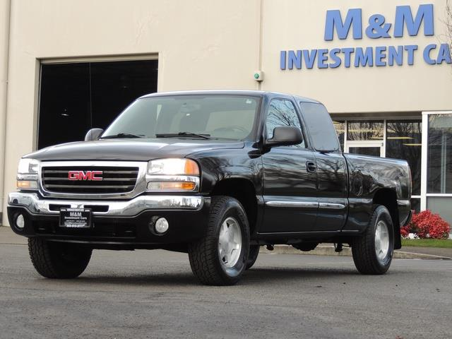 2004 GMC Sierra 1500 SLE 4dr Extended Cab SLE / 4WD / Excel Cond - Photo 43 - Portland, OR 97217