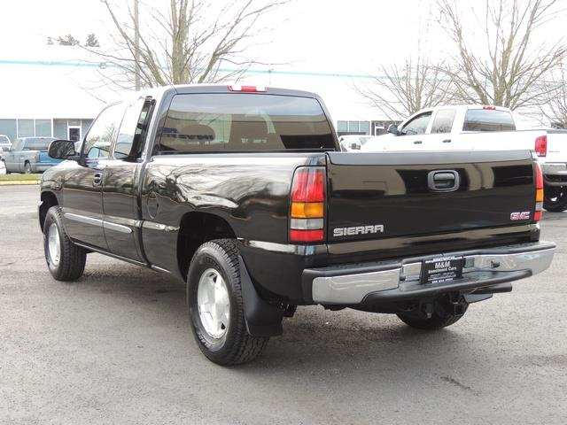 2004 GMC Sierra 1500 SLE 4dr Extended Cab SLE / 4WD / Excel Cond - Photo 7 - Portland, OR 97217