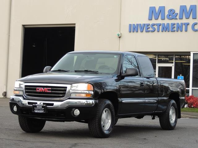 2004 GMC Sierra 1500 SLE 4dr Extended Cab SLE / 4WD / Excel Cond - Photo 44 - Portland, OR 97217