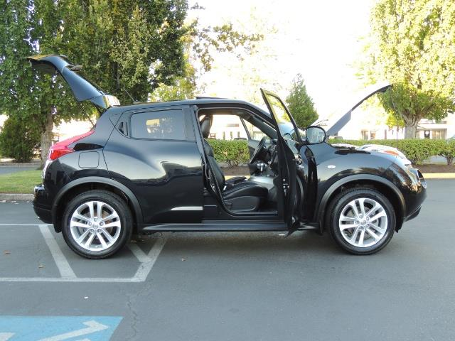 2011 nissan juke sl all wheel drive navigation leather camera. Black Bedroom Furniture Sets. Home Design Ideas