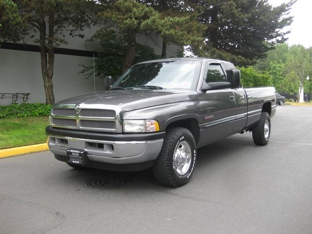 2002 Dodge Ram 2500 Slt Plus 2wd 5 9l Turbo Diesel 5