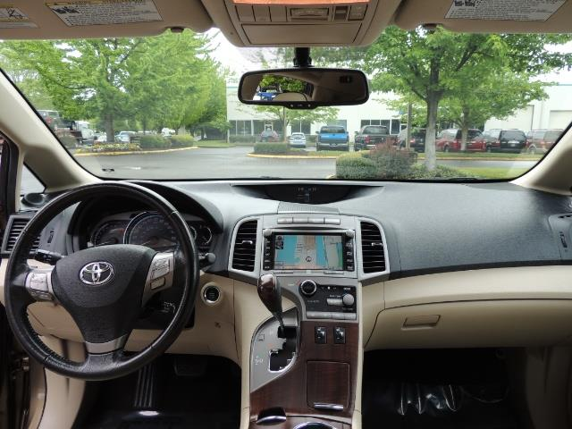 2010 Toyota Venza AWD V6 Wagon / LEATHER / Panoramic Roof / Records - Photo 34 - Portland, OR 97217