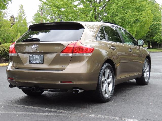 2010 Toyota Venza AWD V6 Wagon / LEATHER / Panoramic Roof / Records - Photo 8 - Portland, OR 97217