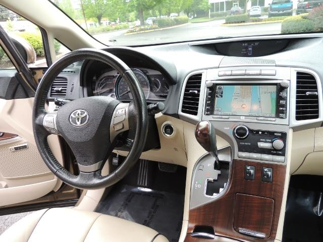 2010 Toyota Venza AWD V6 Wagon / LEATHER / Panoramic Roof / Records - Photo 36 - Portland, OR 97217