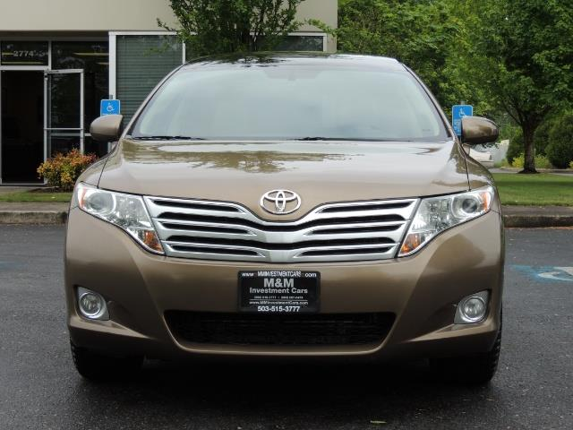 2010 Toyota Venza AWD V6 Wagon / LEATHER / Panoramic Roof / Records - Photo 5 - Portland, OR 97217