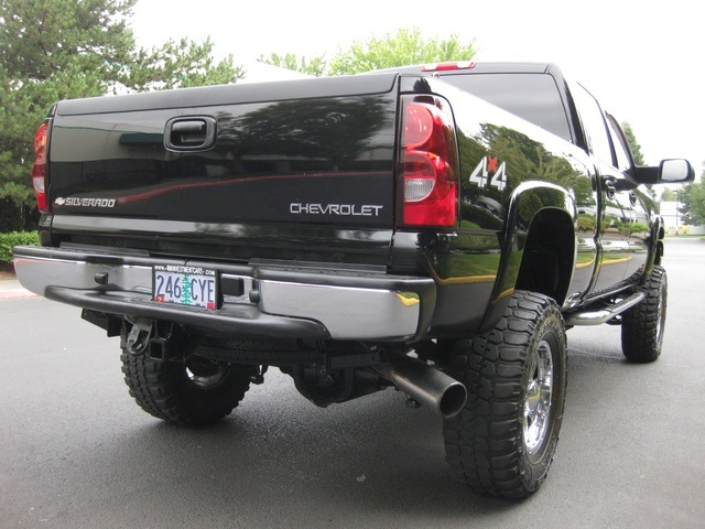 Lifted Chevy Silverado 44 Truck Diesel For Sale Lifted