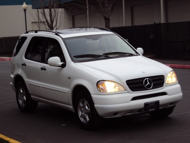 2001 mercedes benz ml320 for 2001 mercedes benz ml320