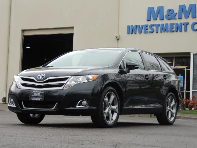 2013 Toyota Venza LE / Wagon / AWD / 1-OWNER / Excel Cond - Photo 43 - Portland, OR 97217