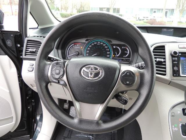2013 Toyota Venza LE / Wagon / AWD / 1-OWNER / Excel Cond - Photo 39 - Portland, OR 97217