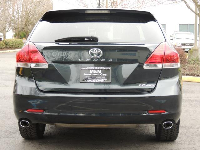 2013 Toyota Venza LE / Wagon / AWD / 1-OWNER / Excel Cond - Photo 6 - Portland, OR 97217