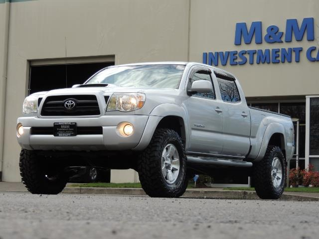 2007 Toyota Tacoma V6 Double Cab / 4WD / LONG BED / TRD / LIFTED !! - Photo 38 - Portland, OR 97217