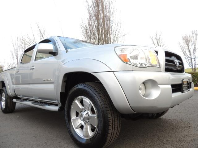 Used 2007 Toyota Tacoma V6 Double Cab / 4WD / LONG BED ...