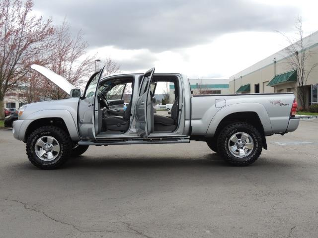 Toyota Tacoma Double Cab Long Bed Wd