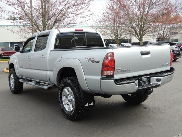2007 Toyota Tacoma V6 Double Cab / 4WD / LONG BED / TRD / LIFTED !! - Photo 7 - Portland, OR 97217