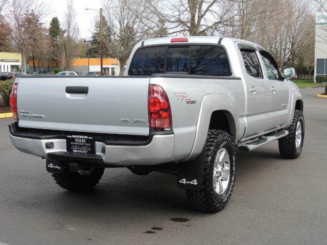 2007 Toyota Tacoma V6 Double Cab / 4WD / LONG BED / TRD / LIFTED !! - Photo 8 - Portland, OR 97217