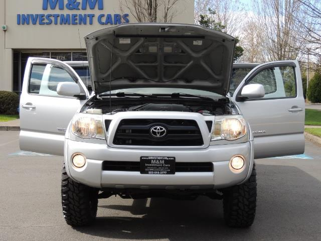 2007 Toyota Tacoma V6 Double Cab / 4WD / LONG BED / TRD / LIFTED !! - Photo 35 - Portland, OR 97217