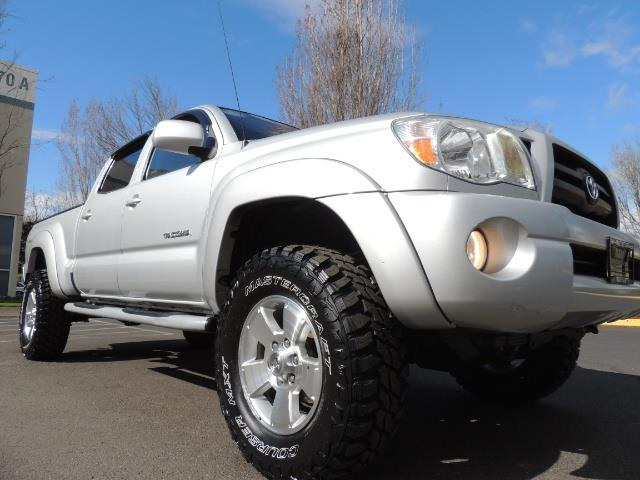 2007 Toyota Tacoma V6 Double Cab / 4WD / LONG BED / TRD / LIFTED !! - Photo 10 - Portland, OR 97217