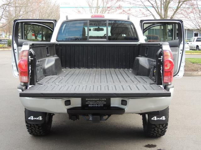 2007 Toyota Tacoma V6 Double Cab / 4WD / LONG BED / TRD / LIFTED !! - Photo 32 - Portland, OR 97217