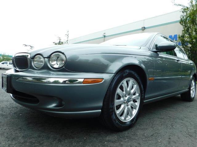 2003 Jaguar X-Type 2.5 / Sedan / AWD / Leather / Sunroof / EXCL COND - Photo 9 - Portland, OR 97217