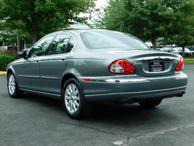 2003 Jaguar X-Type 2.5 / Sedan / AWD / Leather / Sunroof / EXCL COND - Photo 8 - Portland, OR 97217