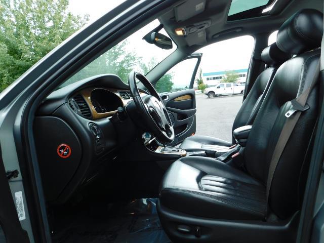 2003 Jaguar X-Type 2.5 / Sedan / AWD / Leather / Sunroof / EXCL COND - Photo 14 - Portland, OR 97217