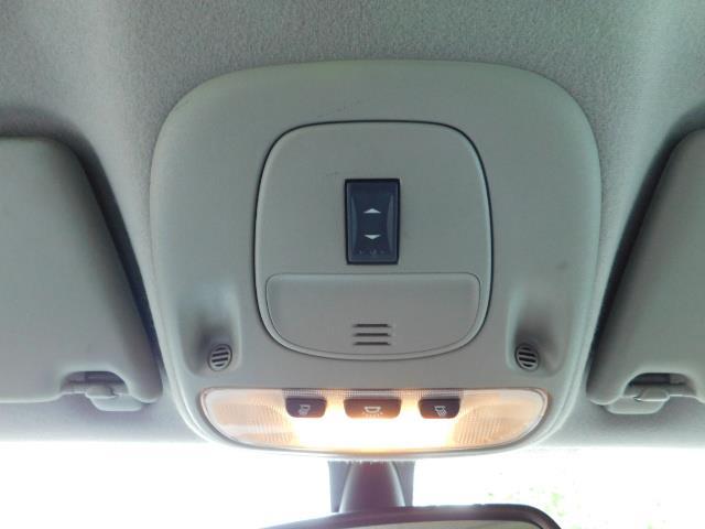 2003 Jaguar X-Type 2.5 / Sedan / AWD / Leather / Sunroof / EXCL COND - Photo 37 - Portland, OR 97217