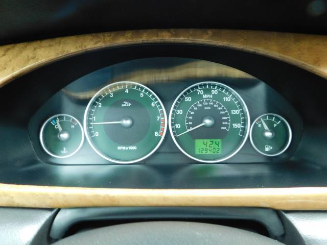 2003 Jaguar X-Type 2.5 / Sedan / AWD / Leather / Sunroof / EXCL COND - Photo 39 - Portland, OR 97217