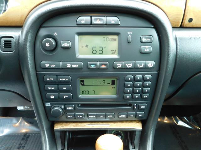 2003 Jaguar X-Type 2.5 / Sedan / AWD / Leather / Sunroof / EXCL COND - Photo 19 - Portland, OR 97217