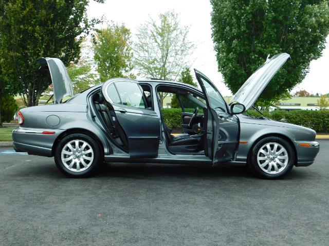2003 Jaguar X-Type 2.5 / Sedan / AWD / Leather / Sunroof / EXCL COND - Photo 31 - Portland, OR 97217