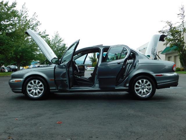 2003 Jaguar X-Type 2.5 / Sedan / AWD / Leather / Sunroof / EXCL COND - Photo 26 - Portland, OR 97217