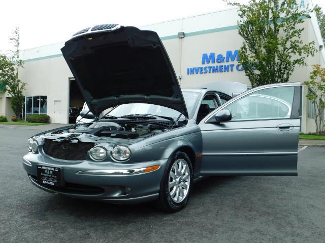 2003 Jaguar X-Type 2.5 / Sedan / AWD / Leather / Sunroof / EXCL COND - Photo 25 - Portland, OR 97217