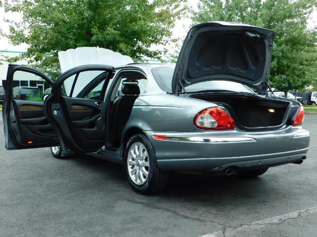2003 Jaguar X-Type 2.5 / Sedan / AWD / Leather / Sunroof / EXCL COND - Photo 27 - Portland, OR 97217