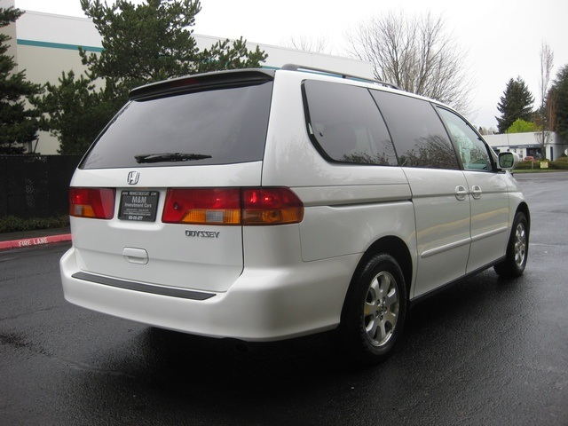 2003 honda odyssey ex l w dvd leather heated seats. Black Bedroom Furniture Sets. Home Design Ideas