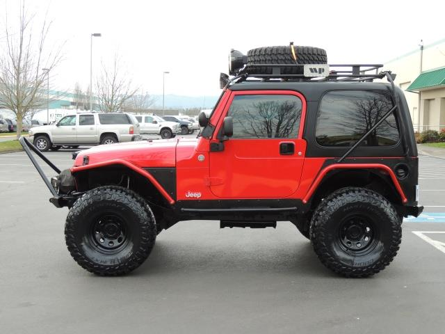 2005 jeep wrangler x 2dr 4x4 6 speed hard top lifted lifted. Black Bedroom Furniture Sets. Home Design Ideas