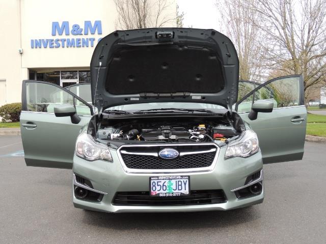 2016 Subaru Impreza 2.0i Premium / Sedan / AWD / Back up camera - Photo 35 - Portland, OR 97217