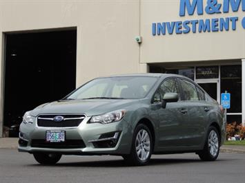 2016 Subaru Impreza 2.0i Premium / Sedan / AWD / Back up camera Sedan
