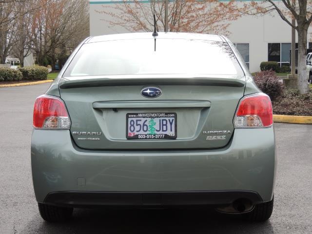2016 Subaru Impreza 2.0i Premium / Sedan / AWD / Back up camera - Photo 6 - Portland, OR 97217