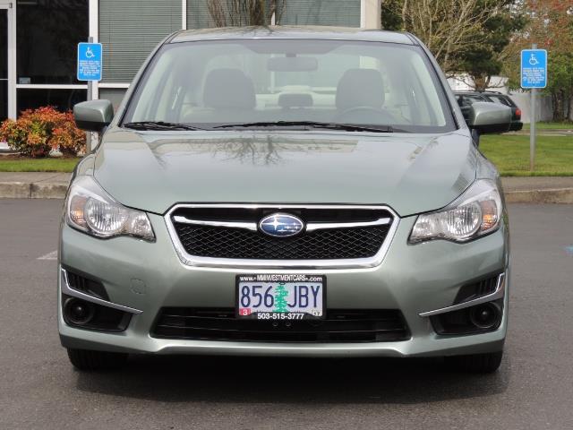 2016 Subaru Impreza 2.0i Premium / Sedan / AWD / Back up camera - Photo 5 - Portland, OR 97217