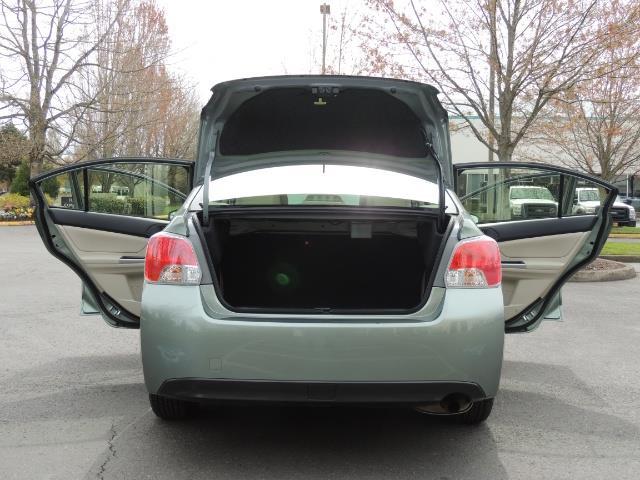 2016 Subaru Impreza 2.0i Premium / Sedan / AWD / Back up camera - Photo 29 - Portland, OR 97217