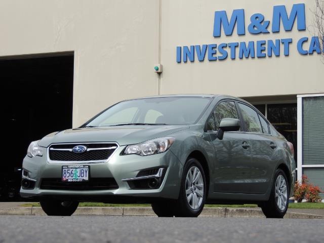 2016 Subaru Impreza 2.0i Premium / Sedan / AWD / Back up camera - Photo 31 - Portland, OR 97217
