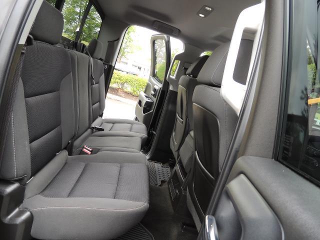 2015 Chevrolet Silverado 1500 LT / Double Cab / 4X4 / Navigation / Backup Camera - Photo 16 - Portland, OR 97217