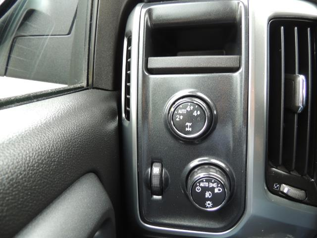 2015 Chevrolet Silverado 1500 LT / Double Cab / 4X4 / Navigation / Backup Camera - Photo 21 - Portland, OR 97217