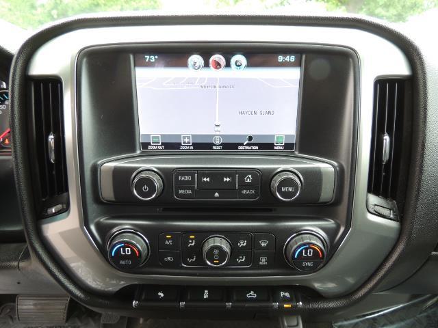 2015 Chevrolet Silverado 1500 LT / Double Cab / 4X4 / Navigation / Backup Camera - Photo 19 - Portland, OR 97217