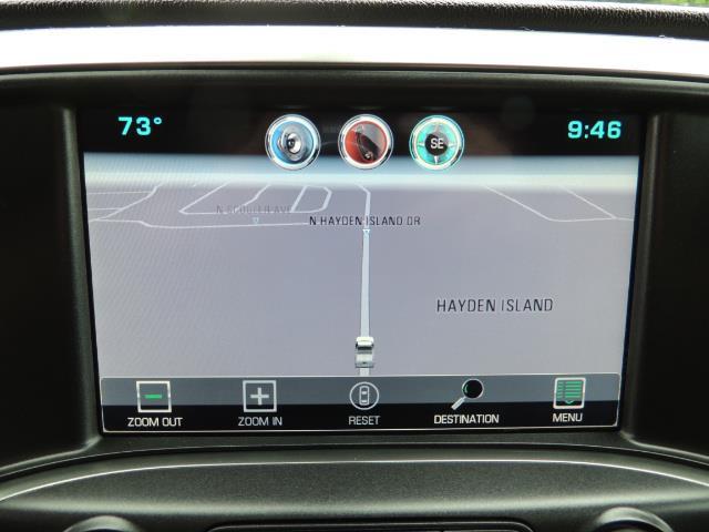 2015 Chevrolet Silverado 1500 LT / Double Cab / 4X4 / Navigation / Backup Camera - Photo 37 - Portland, OR 97217
