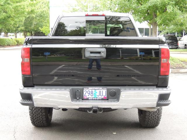 2015 Chevrolet Silverado 1500 LT / Double Cab / 4X4 / Navigation / Backup Camera - Photo 6 - Portland, OR 97217
